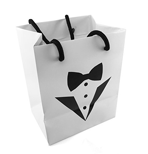 Tuxedo Gift Bags - Perfect for Best Man / Usher