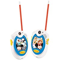 LEXIBOOK TW06TT Tsum Tsum Walkie-Talkies With 100 m Coverage