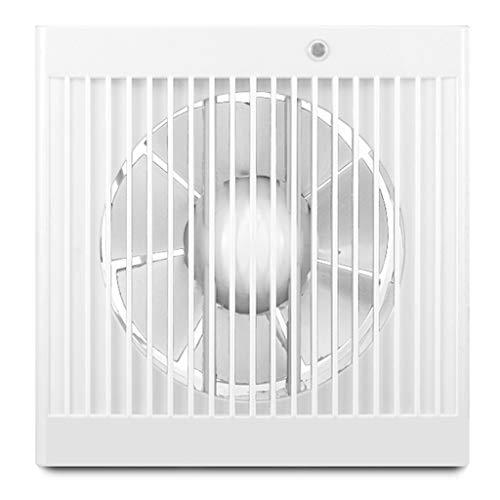 Badlüfter Abluftventilator Haushalts-Abluftventilatoren Geräuscharmer Abluftventilator 6 Zoll Fenster-Ventilator for Küchenraum-Badezimmer-Ventilator