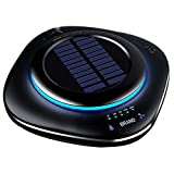Auto Luftreiniger Solar Luftreiniger Luftbefeuchter Leistungsstarker Ionisator, Der Effektiv Staub, Pollen Und Rauch Entfernt Verfügbar