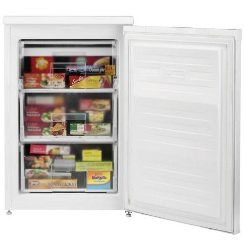 Beko UF584APW Under Counter Freestanding Freezer – White