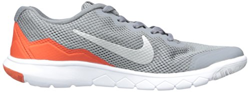 Nike Flex Experience 4 (gs) (4 M UBig, grigio / arancione) Grey/ Orange