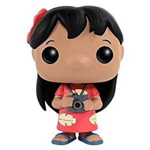Funko Pop Lilo (Lilo y Stitch 124) Funko Pop Disney