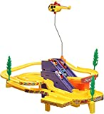 Track Racer Toy Game Car Racing Ramp Set Battery Operated Musical Kids Games
