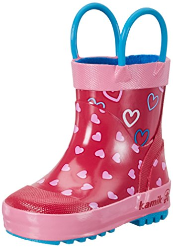 Kamik Girls' Cherish Wellington Boots
