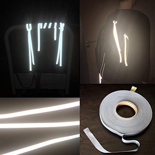 20m Seguridad reflectantes Cuerda