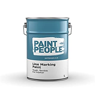 Line Marking Paint, White, 2.5 litres