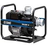 Motopompe diesel 4 temps eaux très chargÃes 1800 l/min SDMO TRASH 4