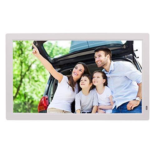 SPFDPF Digitaler Bilderrahmen 21,5 Zoll HD Elektronische Bilderrahmen-Ausstellungsstand Werbe Werbemaschine 1080p HDMI-Anzeige