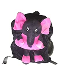 Symbolic Cute Elephant Short Kids Plush Backpack Cartoon Toy Ideal For Children's Gifts Boy/Girl/Baby/Student/...