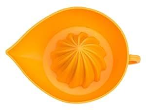 Hopesun Plastic Lemon Squeezer, Orange