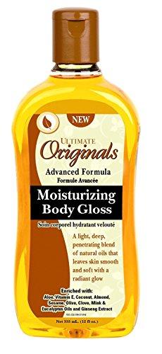 Africa's BEST Organics ULTIMATE Moisturizing Body Gloss -