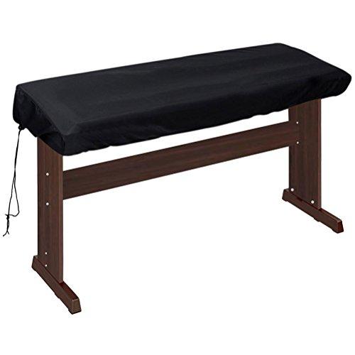 ULTNICE Klavierabdeckung Staubschutz Nylon 88 Tasten Keyboard Schutzhülle Klavier Tasche