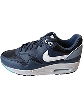 Nike Air Max 1 (Gs) Jungen Low-Top