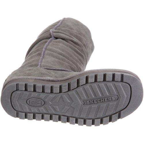 Skechers Keepsakes Brrrr 47220 BLK, Stivali donna Charcoal