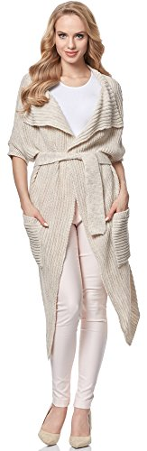 Merry Style Cardigan per Donna MSSE0028 Nude