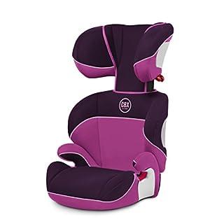 Cybex Autositz Solution Gruppe 2/3 (15-36kg), Purple Rain