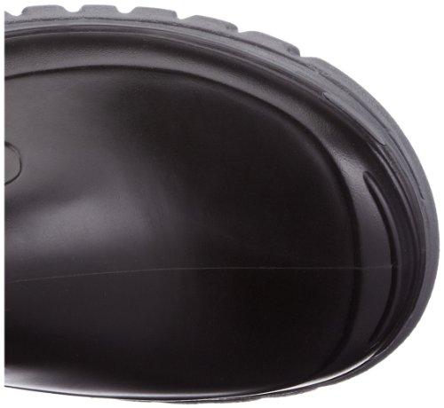 ROMIKA Jupiter - Bottes mi-hautes en caoutchouc avec doublure chaude mixte enfant Noir (schwarz-stahl 123)