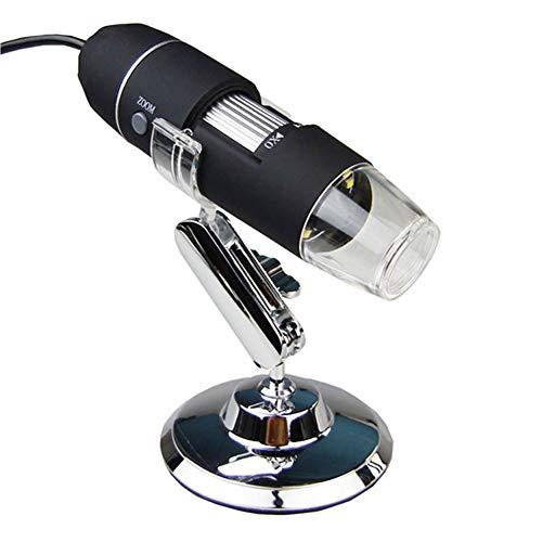 Tragbare digitale Mikroskop Schreibtisch Tisch Handheld Usb500x Elektronische Lupefür Beauty Salon Bioengineering