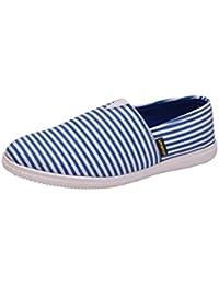 Fentacia Men Blue Slip On Casual Shoes
