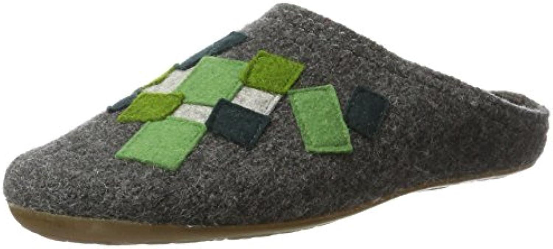 Haflinger Everest Pixel, Zapatillas de Estar por Casa Unisex Adulto
