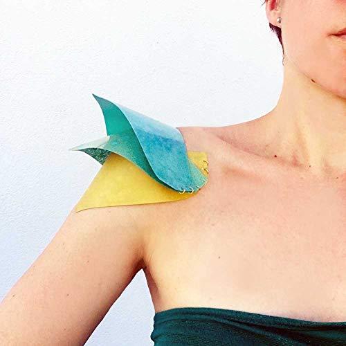 Männer Benutzerdefinierte Kostüm - Benutzerdefinierte Wonder Woman Epaulette - für alltägliche Heldinnen/Helden - Schulter Schmuck - Schulterpolster - Hochzeit Brautjungfern - Geschenke für sie