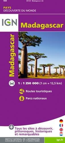 Madagascar par Ign