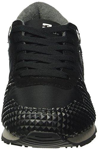 XTI Damen 41183 Sneakers Schwarz (Negro)