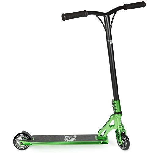 LandSurfer PRO Stunt Scooter - Grün