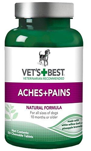 Vet's Best Aspirin Free ACHES & PAINS Formula