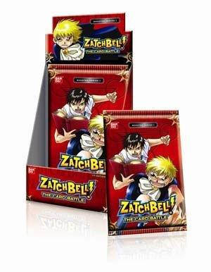Zatch Bell Premier Edition Booster Box