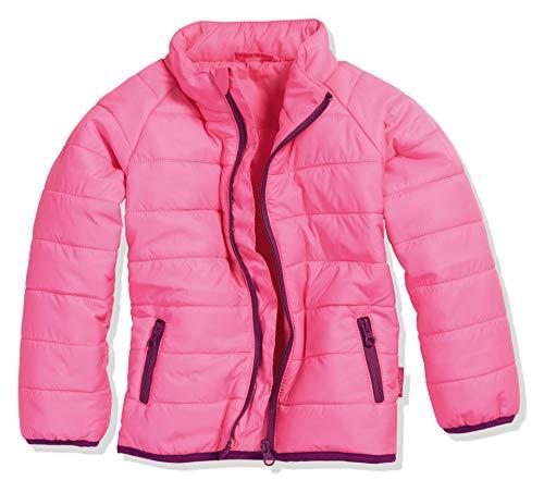 Playshoes Unisex Baby Steppjacke Jacke, Rosa (Pink 18), 86