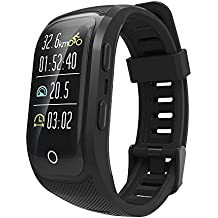 ... el corte ingles. Maikibes G03 Plus smartwatch Fitness Pulsera Impermeable IP68 Fitness Tracker Bluetooth Podómetro con GPS Mens Ladies
