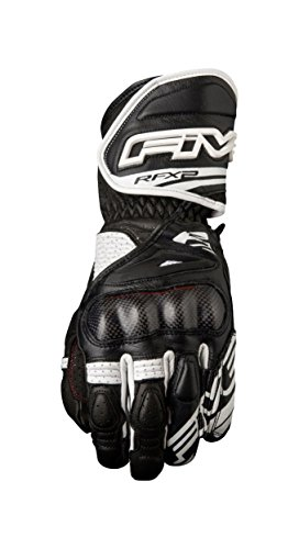 Cinque Advanced RFX2 Adult Gloves, nero/bianco, taglia 09