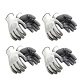 Excel Impex Knife Cut Puncture Resistant Nylon Safety Hand Gloves -