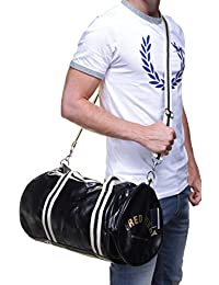 Fred Perry - Sac L4305 Classic Barrel Bag 774 Noir