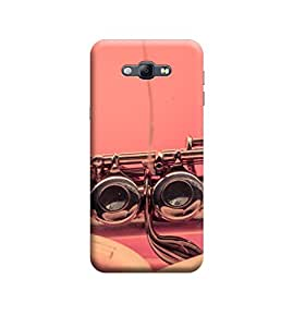 Ebby Premium Printed Back Case Cover With Full protection For Samsung Galaxy A8 (Designer Case)
