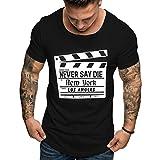 UJUNAOR Camicie Uomo Slim fitMaglietta da Uomo Maglietta da Donna a Maniche Lunghe con Scollo a V e Maniche Lunghe Color Autunno