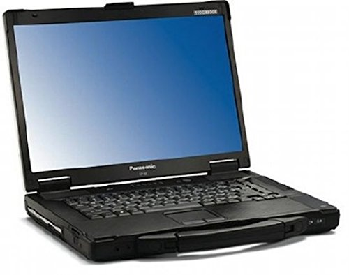 'Tough NOTEBOOK Panasonic CF – 52 i5 2,4 GHz 15,4 4 RAM 128 SSD WINDOWS 7 UMTS RS232 MK3