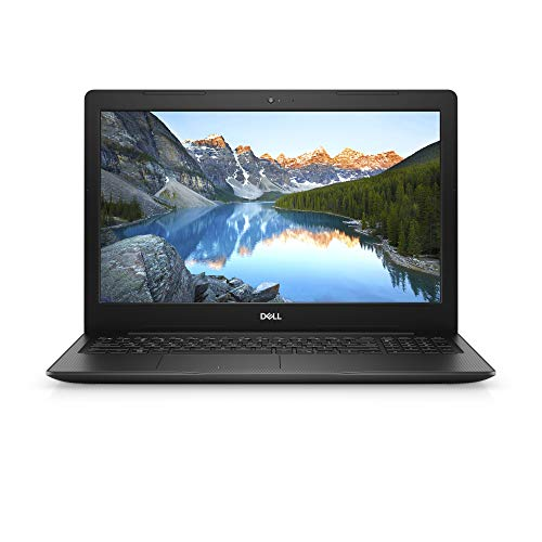 "Dell Inspiron 15-3583 Ordaniteur Portable 15,6"" Full HD Noir (Intel Core i5, 8Go de RAM, SSD 256Go, AMD Radeon 520 2Gb, Windows 10 Home) Clavier AZERTY Français"