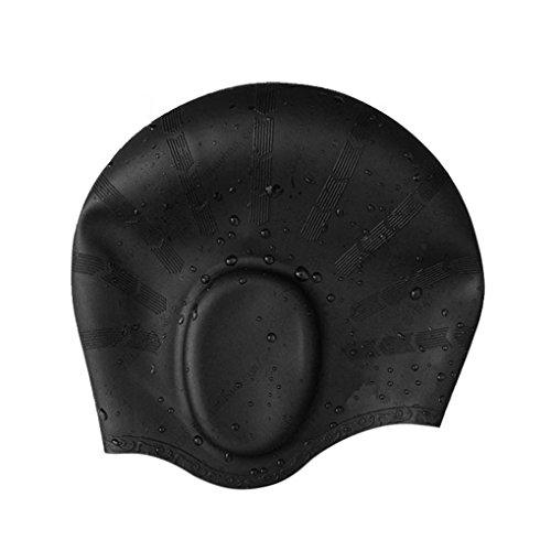 Fitspec Cuffia Da Nuoto In Silicone Protezione Per Orecchie d10864c4686f