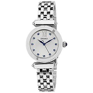 Seiko Analog White Dial Women's Watch-SRZ399P1