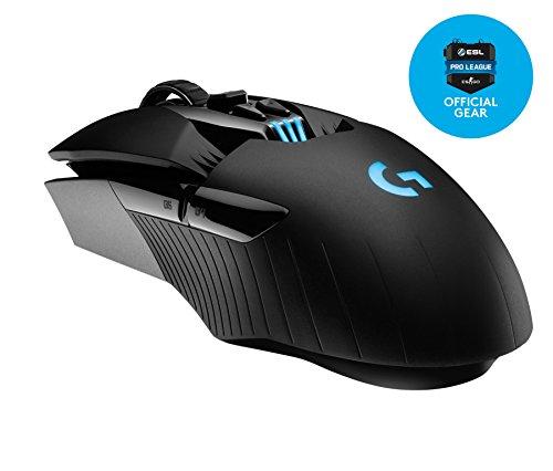 Logitech G900 Chaos Spectrum Professionelle Gaming Maus (kabelgebundene/kabellose) schwarz - 3