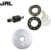 jrl dientes piñón y eje de embrague para 66/80cc Motor de 2 tiempos motorizado