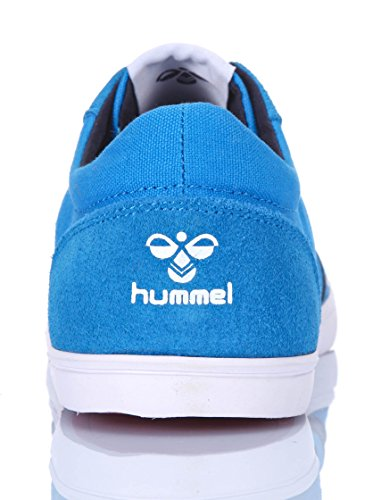 Hummel  Deuce Court Summer, Damen Sneaker Königsblau