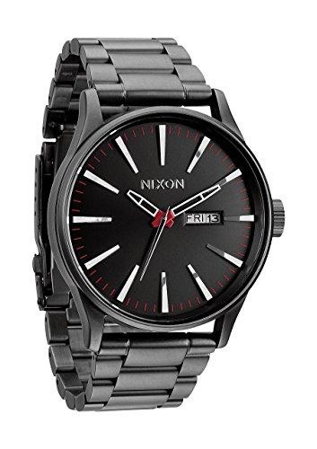 Nixon Montre Homme Analogique Quartz avec Bracelet en Acier Inoxydable – A356-131-00