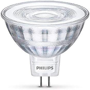 AmazonBasics - Bombilla LED GU5.3, 4,5 W equivalente a 35 W ...