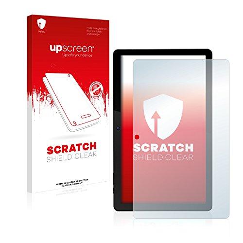 """dragon touch x10 tablet upscreen Scratch Shield Pellicola Protettiva per Dragon Touch X10 (10.6"""") Protezione Proteggi Schermo - Trasparente"""
