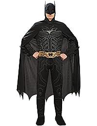 The Dark Knight Rises - Lizenziertes Batman-Kostüm - Erwachsene