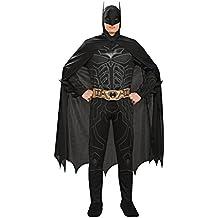 Batman I-880639M - Disfraz de Batman para hombre (adulto), Talla M